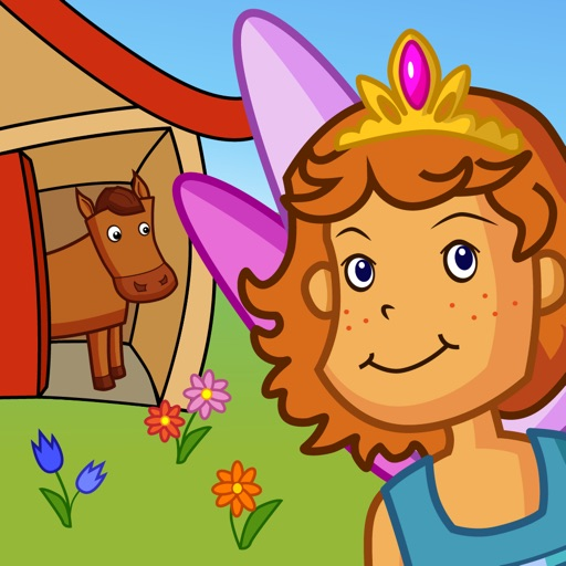 Nelly Fairy: Farm iOS App