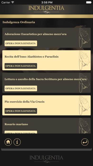 Screenshot of Indulgentia LITE3