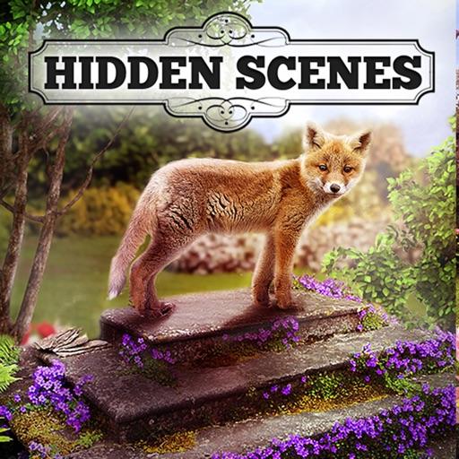 Hidden Scenes - Spring Babies iOS App