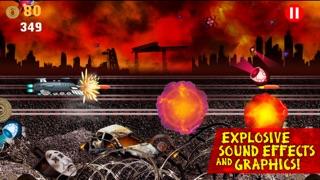 ロケット列車の戦い:列車対ロボット / Battle Trains Rocket Railroad: Subway Rail Surfers Rush & Run Train Gameのスクリーンショット4