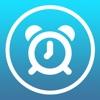 Fluidly Clock Alarm app for iPhone/iPad