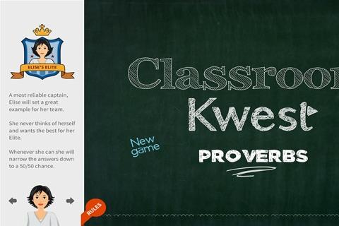 Kwest Proverbs screenshot 2