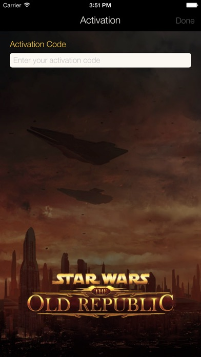 download Star Wars: The Old Republic Security Key apps 0