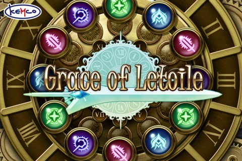 RPG Grace of Letoile screenshot 1