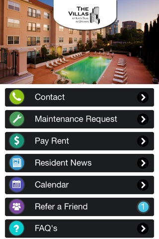 Resident Express - Apartment App For Residents screenshot 1