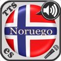 Aprender Noruego - Estudiar el vocabulario con el entrenador de vocablos parlante icon