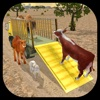 Farm Animals Transporter Truck
