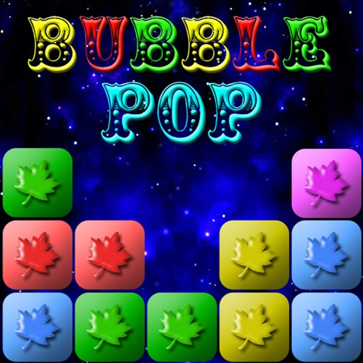 Bubble Pop 2 iOS App