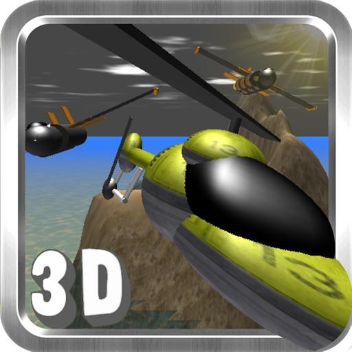 Helixtreme: Juego de helicópteros iOS App