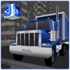 3D Cargo Truck Simulator - Trucker transportation & driver parking simulation game