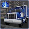 3D simulateur de camion de fret - transport de camionneur et pilote jeu de simulation de stationnement
