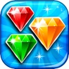 Jewel's Drop Match-3 - diamond game and kids digger's mania hd free