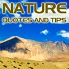 Nature Quotes and Tips