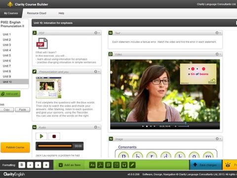 Clarity Course Player screenshot 1