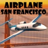 Airplane San Francisco