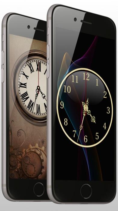392x696bb 2017年9月16日iPhone/iPadアプリセール アナログ・クロックアプリ「My Own Clock」が無料!