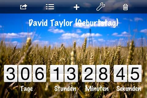 Badge Countdown Pro [Best Countdown App] screenshot 1