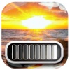 FrameLock - Sunny & Sunset : Screen Photo Maker Overlays Wallpapers For Pro
