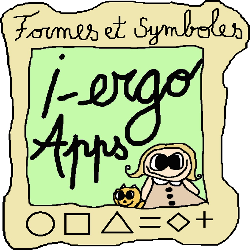 iErgo Apps - Forms and Symbols