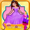 Coloring Games For Kids Sofia The First Edition