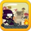 Ninja Rusher - Best Run & Jump Game for Kids