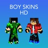 Best HD Boy Skins for Minecraft Pocket Edition
