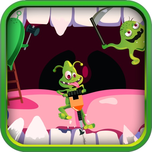 Monster Dentist - Kids Dental Hospital iOS App