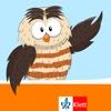 Ernie the owl,  Englisch lernen in der Grundschule Klasse 2 - 4 mit Klett nach dem offiziellen Lehrplan