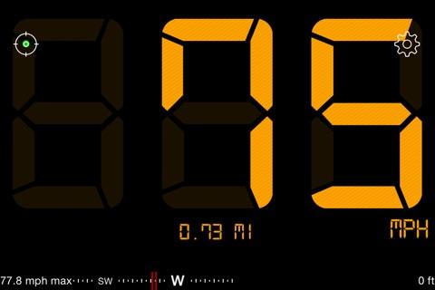 Speedometer Speed Box screenshot 2