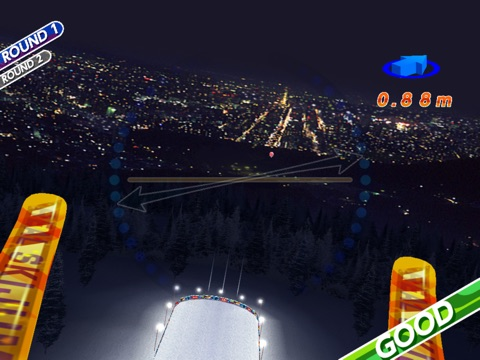 Игра Real Skijump HD