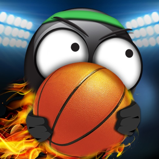 火柴人篮球:Stickman Basketball