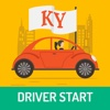 Kentucky Driver Start - practice for the Kentucky DMV knowledge test and Driver License Exam