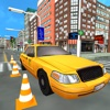 Taxi Parking Super Driver- Smashy Road Raceline of Sharp Driving Challenge smashy road