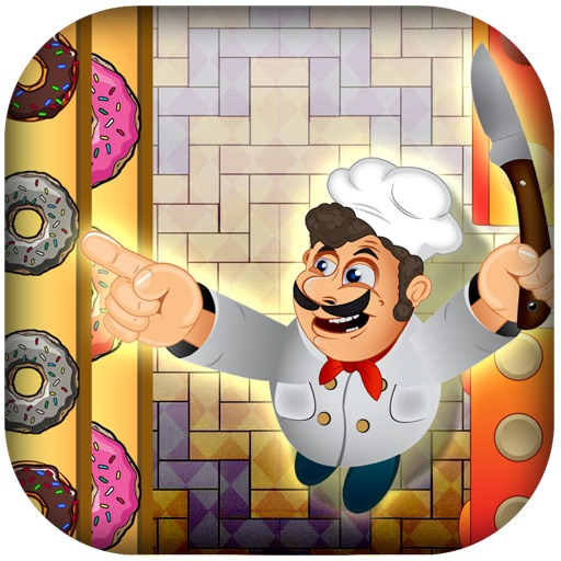 Donut Jelly Hunting Dash - Bakery Sweets Shooting Story FREE Icon