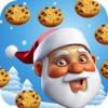 Santa Cookie Gulp - Santa's Christmas Eve Cookies & Milk Adventure!