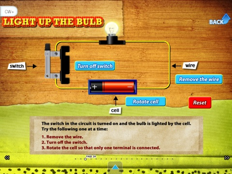 Electricity 1 (School) screenshot 2