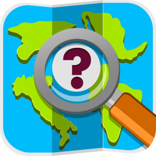 Geography Quizzes iOS App
