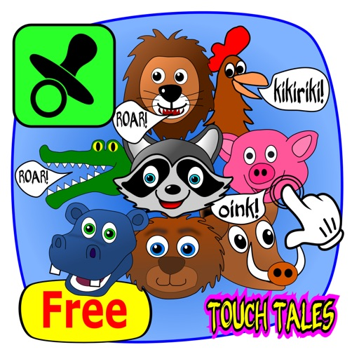 Animals for Toddlers, Toddlers Game iOS App