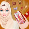 Hijab Nail Decoration: Free Nail Salon