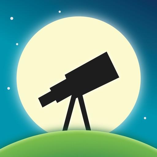 月亮搜寻器 – 增强实景, 赏月必备