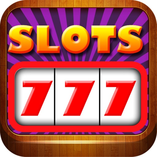 Lucky 777 Casino Slots Free Game - Spin and Win in Vegas Baby! iOS App