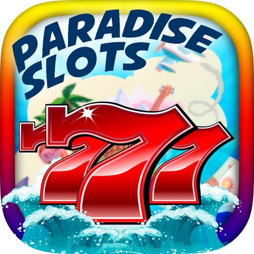 Paradise Slots Machine - Slot Game iOS App