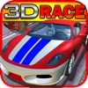 3D Muscle Car Xtreme Racing !