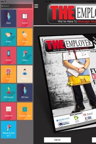 The Employer Magazine screenshot 2
