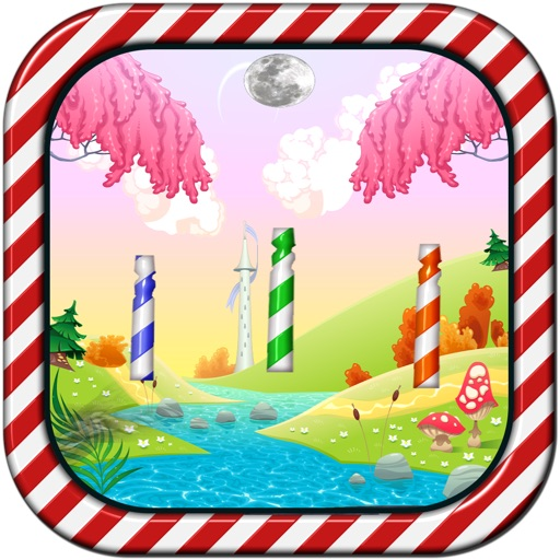 Candy Ring Toss Story iOS App
