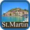 Saint Martin Island Offline Travel Explorer