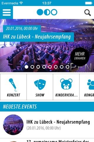 MuK Lübeck screenshot 1