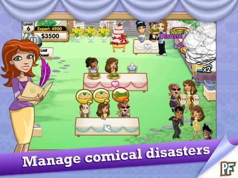 Screenshots of Wedding Dash for iPad