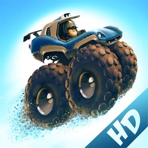 摩托英雄HD:MotoHeroz HD【特技赛车】