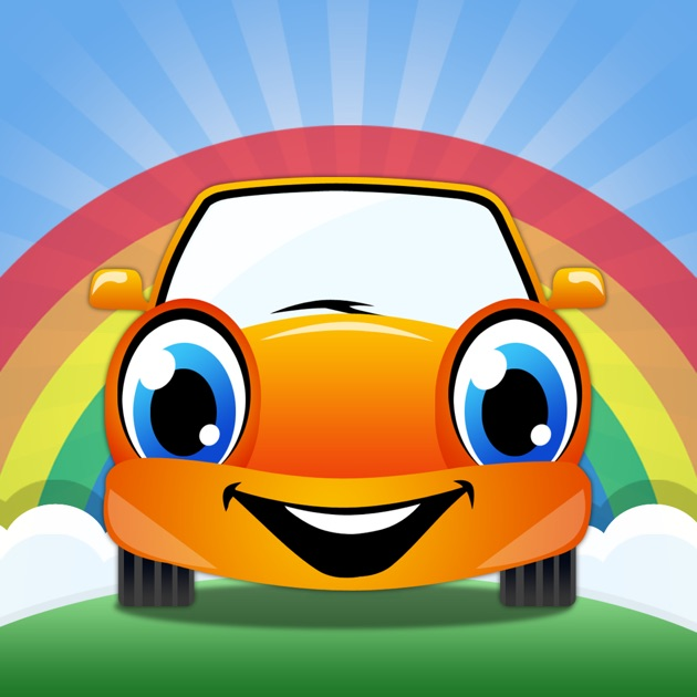 cars videos games photos books interactive activities for kids by playrific on the app store